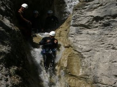 Anaconda Rafting Canyoning