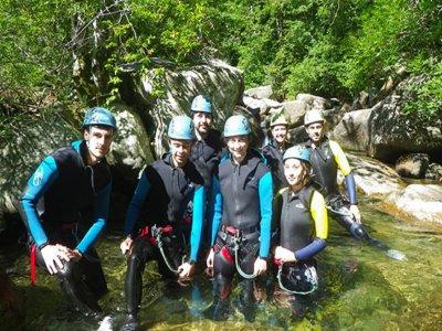 Acrobat Millau Canyoning