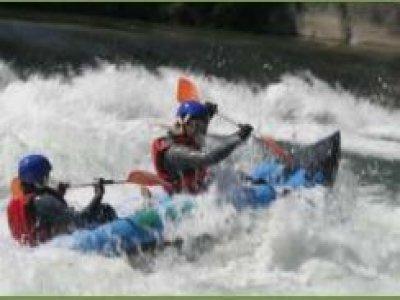 Ohlala Eaux Vives Kayak