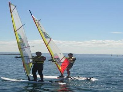 Ecole de Voile de Trebeurden Windsurf