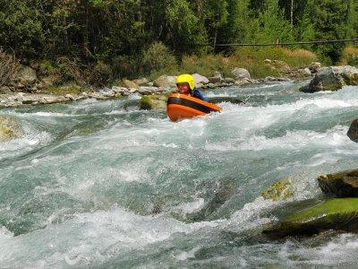 Descente en hydrospeed près de Mont Cenis - 7 Km