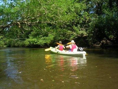 Location de Kayak - Descente Journée - Gironde