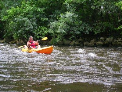 Location de Kayak - 1/2 Journée - La Leyre