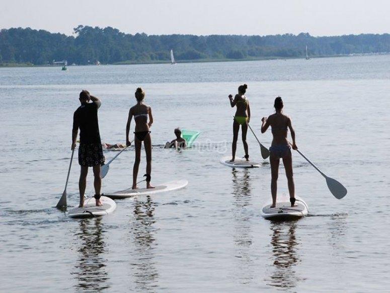 Paddle Surf adaptée à tous