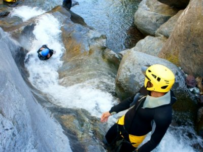In Terra Corsa Canyoning