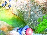 Fun Canyon en Corse avec In Terra Corsa Canyoning
