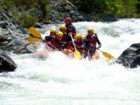 Rafting pour tous en Corse