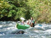 Canoë kayak entre amis
