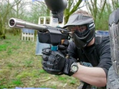 Vichy Aventure Paintball