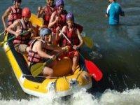 Au coeur des rapides en rafting