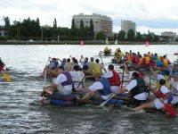 Sortei canoe en groupe