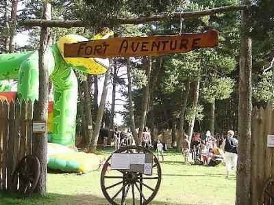 Margeride Aventure Parcs pour Enfants