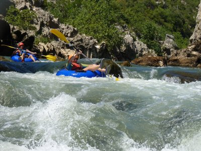 Trace Aventures Rafting