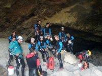 Expedition speleologie