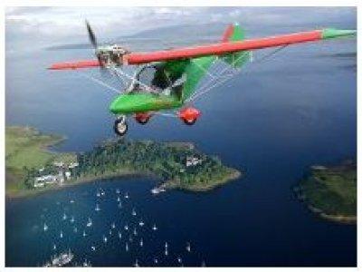 Aéro Club de La Tranche sur mer Vol en ULM