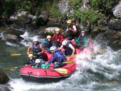 Sarrat Evasion Rafting