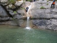 Canyoning et randonnee aquatiques pyrenees