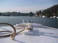 Balade en bateau Plouguerneau
