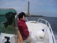 Promenade en bateau vers le Phare