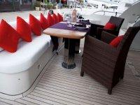 Sur le Marquis yacht 690