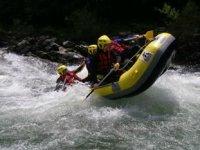 L'aventure rafting
