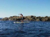 Petits et grands peuvent s'initier au paddle surf