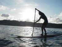 Le paddle surf, une histoire de liberté