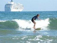 Le surf sur la côte basque