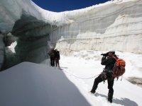 Randonnee facile en hiver dans la Savoie
