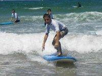 Initiez vous au surf sur la côte Basque
