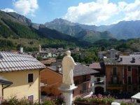 Randonnee culturelle dans les Alpes