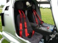Cockpit Gyrocoptere