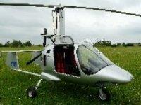 Le Gyrocoptère en Alsace