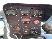 Tableau de bord Gyrocoptere