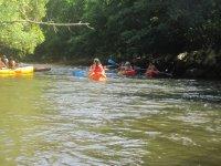 Descente de la Leyre en canoe kayak