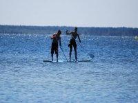 paddle surf Cazaux