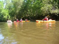 canoe kayak leyre