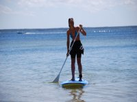stand up paddle lac