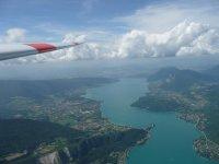 Vol d Initiation Planeur au dessus d Annecy