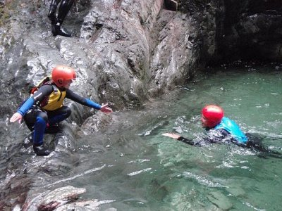 Frogs Rafting Canyoning