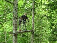 Parcours Vert pres du Mont Aiguille