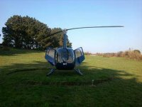 Vol en Helicoptere dans le Finistere