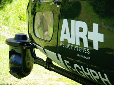 Airplus Hélicoptères Bordeaux