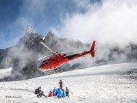 Des pilotes expérimentés et habitués aux conditions météorologiques des Alpes
