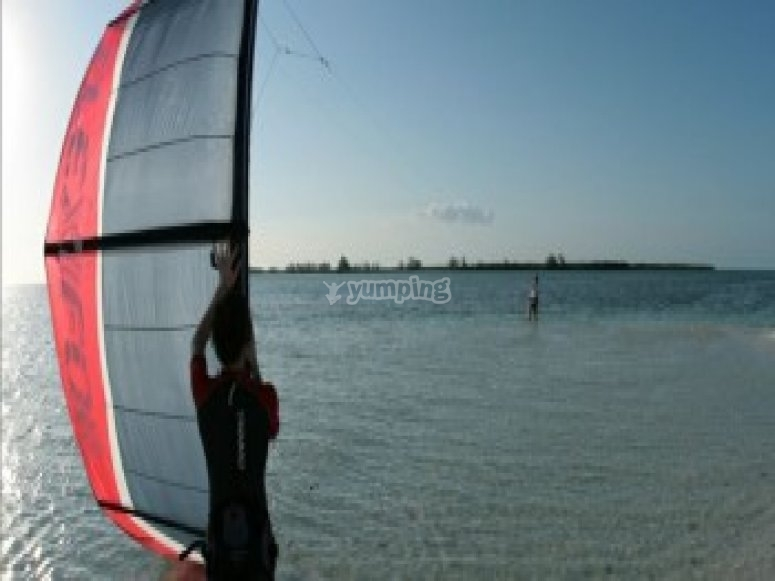 Kite Surf Presqu Ile de Rhuys