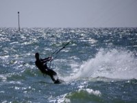 Decouverte des sensations de glisses en Kite