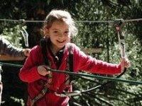 Parcours aventure enfant a St Paul en Chablais