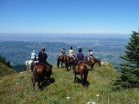 Une aventure a cheval