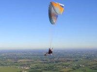 Vol Paramoteur non loin de Saumur