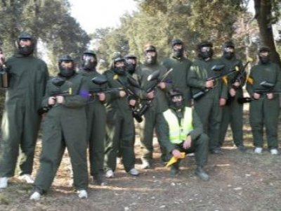 Game Park Paintball